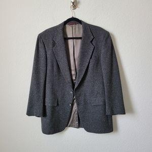 Hart Schaffner & Marx Wool Sportcoat